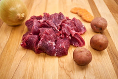Black Angus Stewing Beef - (45.99/KG)