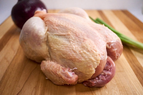 Whole Chicken ($11.99/kg)
