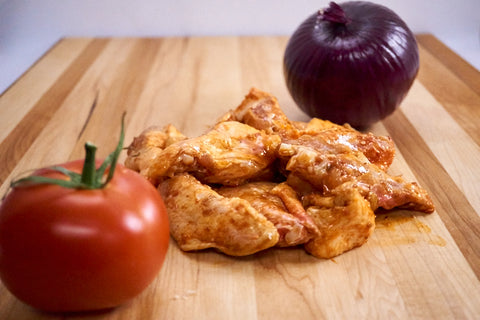 Marinated BBQ Chicken Winglets ($13.99/kg)
