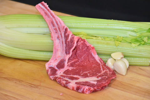 Chef's Style Rib Steak - 1/2 Inch ($59.99/kg)