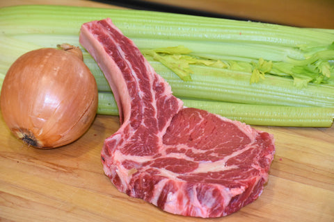 Chef's Style Rib Steak - 1 Inch ($59.99/kg)