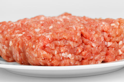 Ground Chicken Dark  Frozen ($23.99/KG) NOW ($19.99/KG)