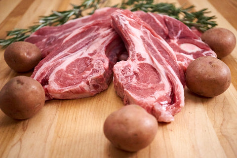 Fore Quarter Chops ($54.99/kg) NOW ($41.99/kg)