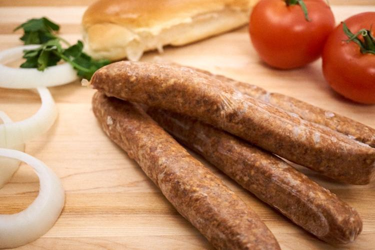 Italian Beef Sausages ($34.99/kg)