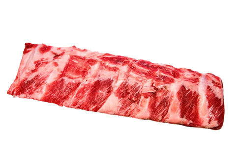 Rack of Beef Back Ribs - ($46.99/KG)