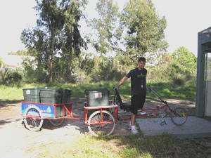 Transporter Tricycle and Trailer