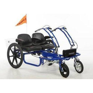 "Trailmate 24"" Double Joyrider Adult Quad-Lightfoot Cycles"