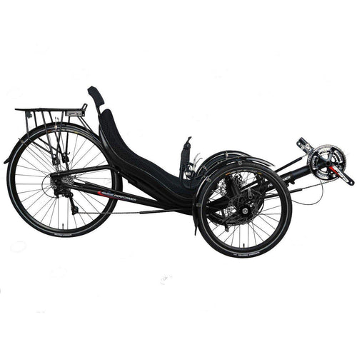 Performer JC-70 Recumbent Trike (2 Speeds Available)-Lightfoot Cycles