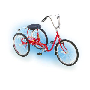 "Trailmate 24"" Desoto Classic Adult Tricycle-Lightfoot Cycles"