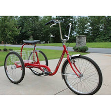 "Load image into Gallery viewer, Trailmate 26"" Desoto Classic Adult Tricycle-Lightfoot Cycles"
