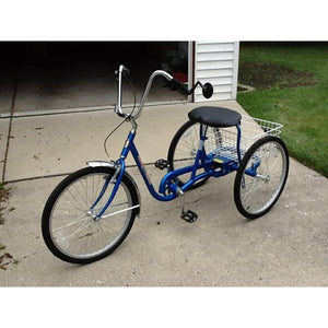 "Trailmate 26"" Desoto Classic Adult Tricycle-Lightfoot Cycles"