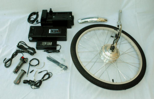 Trailmate Electric Kit