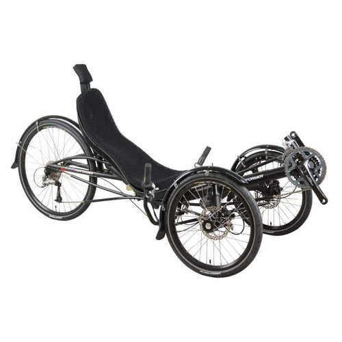 Performer Trike-F Folding Recumbent Trike-Lightfoot Cycles