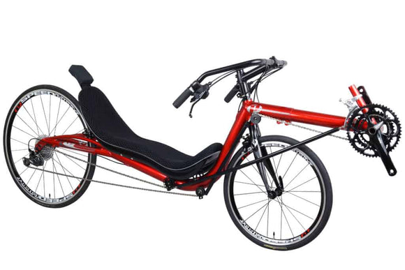 Performer X-Low Low Racer Recumbent Bike