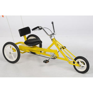 "Trailmate 16"" (12"" Front-Wheel) Lowrider Junior Teen/Kid Tricycle-Lightfoot Cycles"
