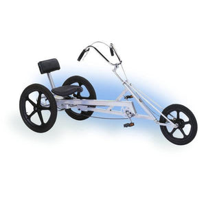 "Trailmate 20"" (16"" Front-Wheel) Lowrider Adult Tricycle-Lightfoot Cycles"