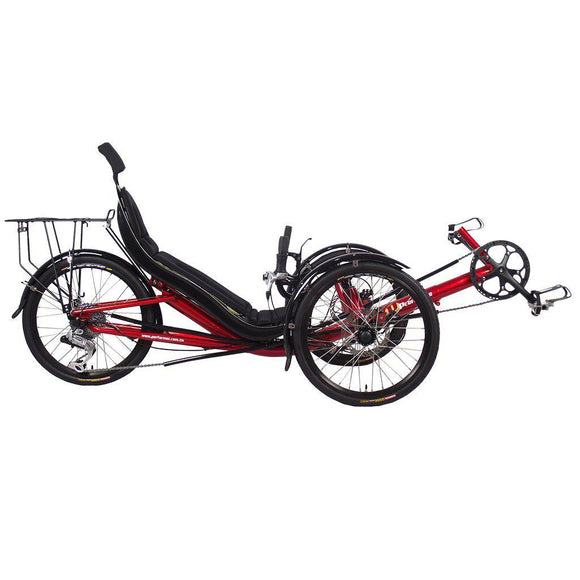 Performer JC-20 Recumbent Trike-Lightfoot Cycles
