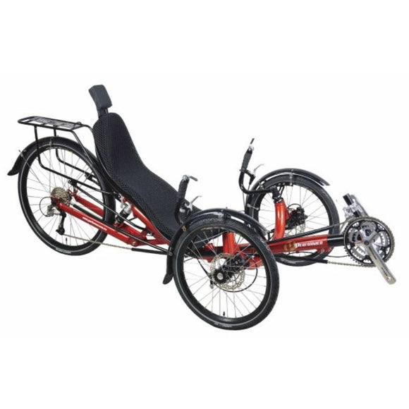 Performer JC-26-X Recumbent Trike-Lightfoot Cycles