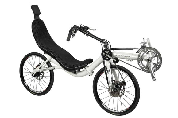 Performer Conquer Folding Recumbent Bike
