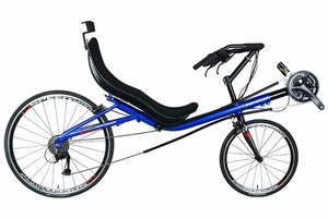 Performer Unicorn Touring Recumbent Bike