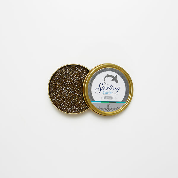 Royal Grade Sterling Caviar