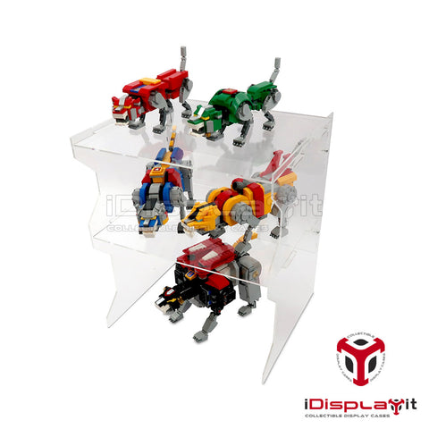 Display Stand for 21311 Voltron