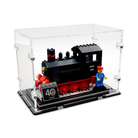 40370 40th Anniversary Train Display Case