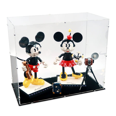 43179 Mickey Mouse & Minnie Mouse Display Case