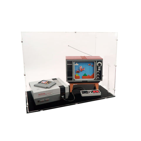 71374 Nintendo Entertainment System Display Case