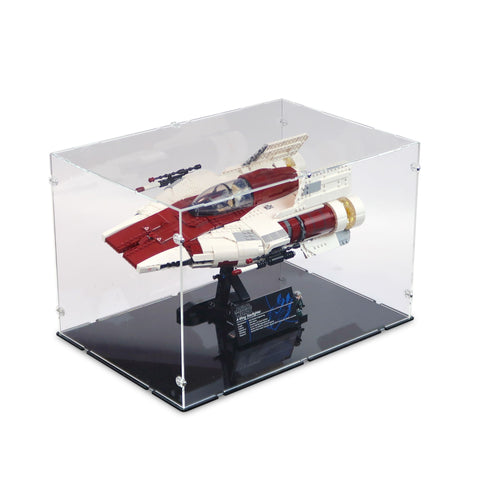 75275 UCS A-wing Display Case