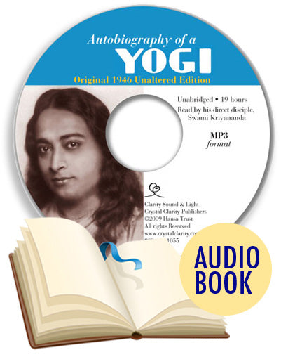 Autobiography of a Yogi Audio Book (unabridged)