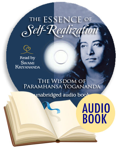 The Essence of Self-Realization Audio Book (unabridged) - CD