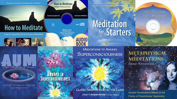 Learn to Meditate Collection