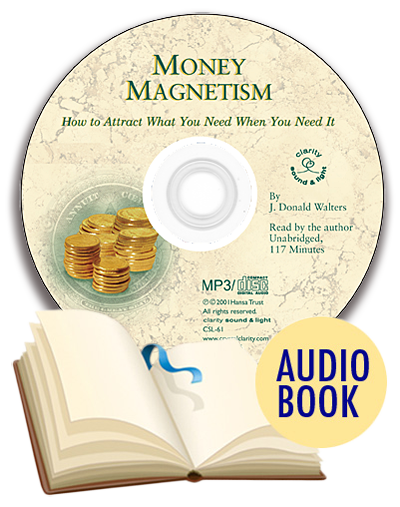 Money Magnetism Audio Book (unabridged)