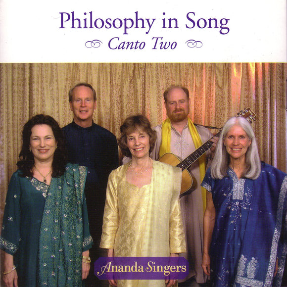Philosophy in Song - Canto II