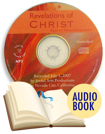 Revelations of Christ Audio Book (unabridged)