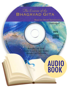 Essence of the Bhagavad Gita Audio Book (unabridged), The - MP3 Download