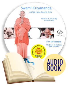 Swami Kriyananda As We Have Known Him (unabridged)