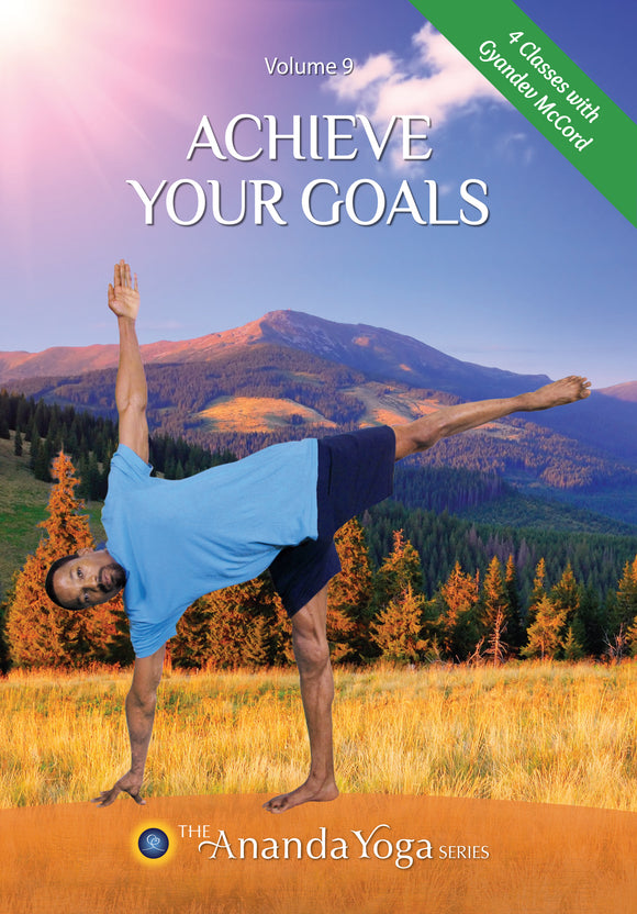 Achieve Your Goals  Vol 9  DVD
