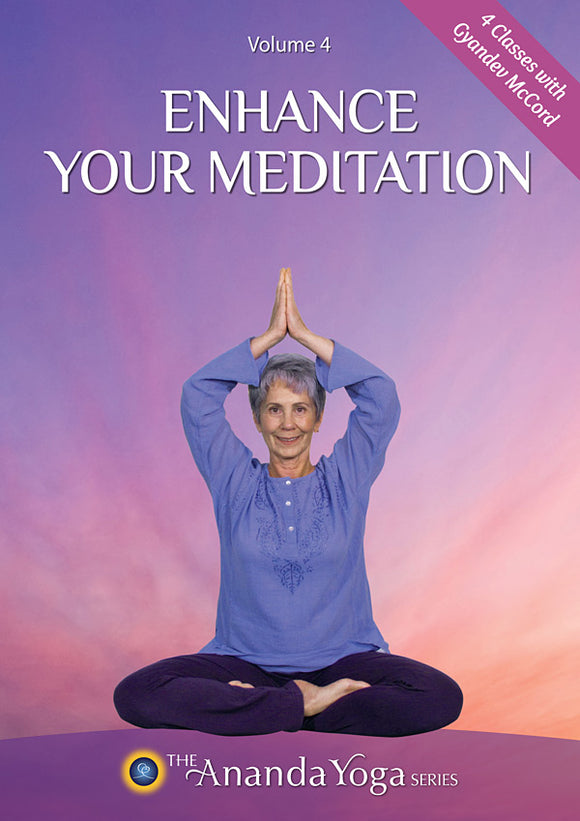 Enhance Your Meditation  Vol 4  DVD