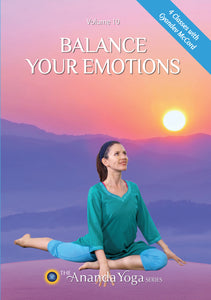 Balance Your Emotions  Vol 10  DVD