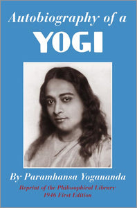 Autobiography of a Yogi (Hardcover) Out of Print