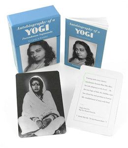 Autobiography of a Yogi: 52-Card Deck & Booklet-OUT OF PRINT