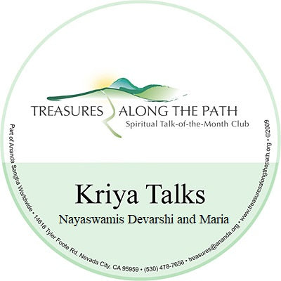 Kriya Yoga: The Supreme Tool for Changing Consciousness