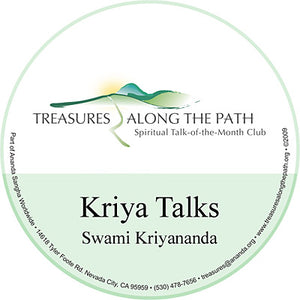 Kriya Yoga & the Evolution of World Religions