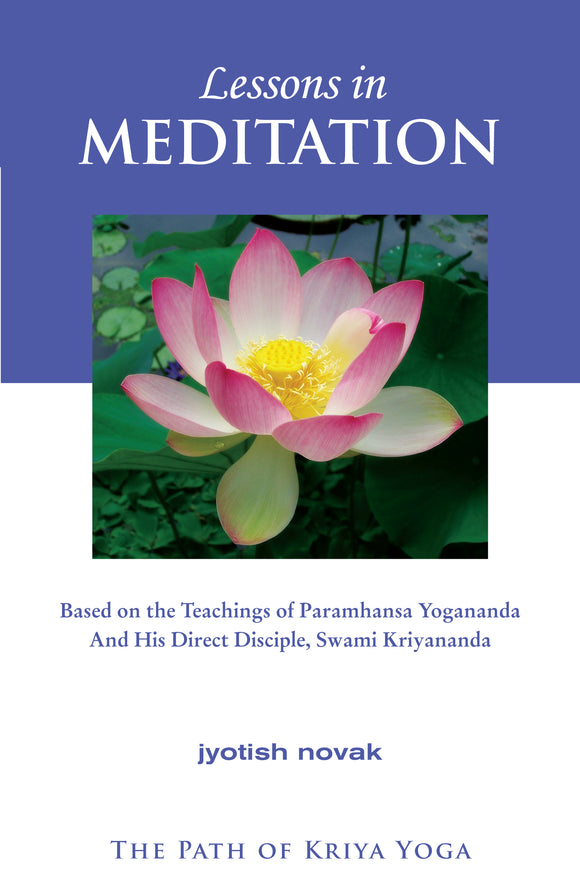 Lessons in Meditation  - Downloadable PDF
