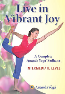 Live in Vibrant Joy DVD