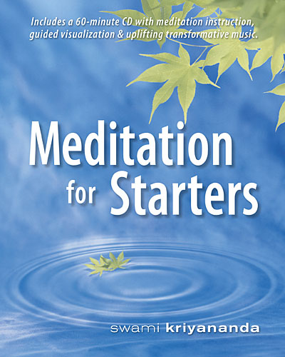 Meditation for Starters - Book & Companion CD