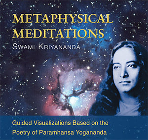 Metaphysical Meditations - Book with CD