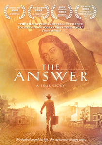 The Answer  DVD